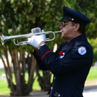 celebration of life, taps, salute to service, memorial