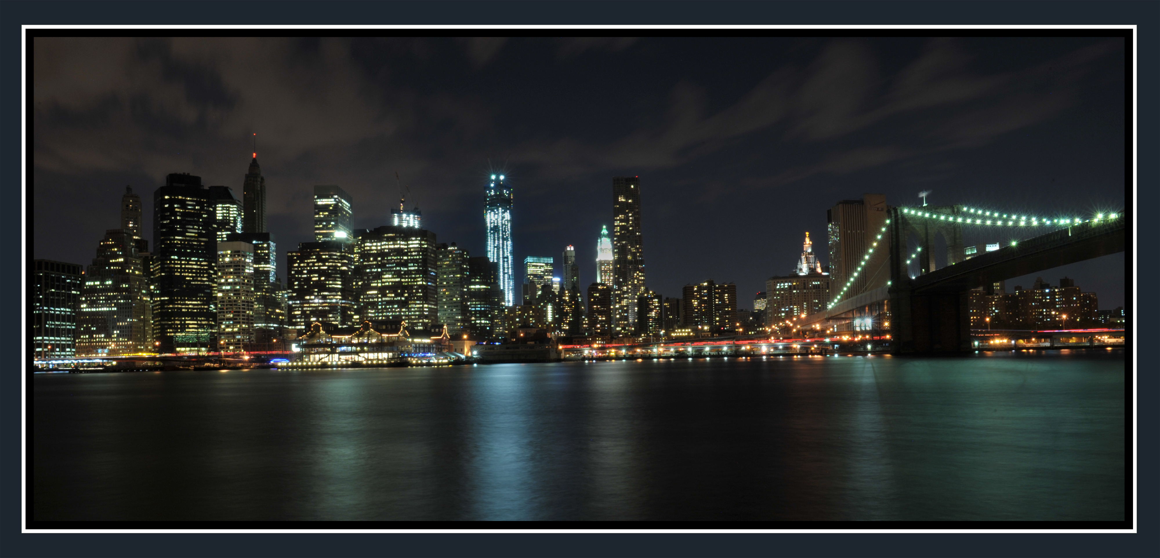 Illustrative_New York At Night_Kip_Cothran
