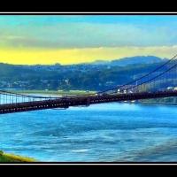 Sunrise Golden Gate Bridge