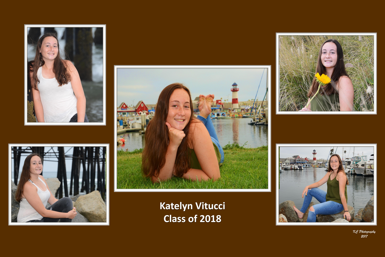 Senior, Katelyn,collage