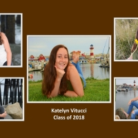 Senior, Katelyn,collage