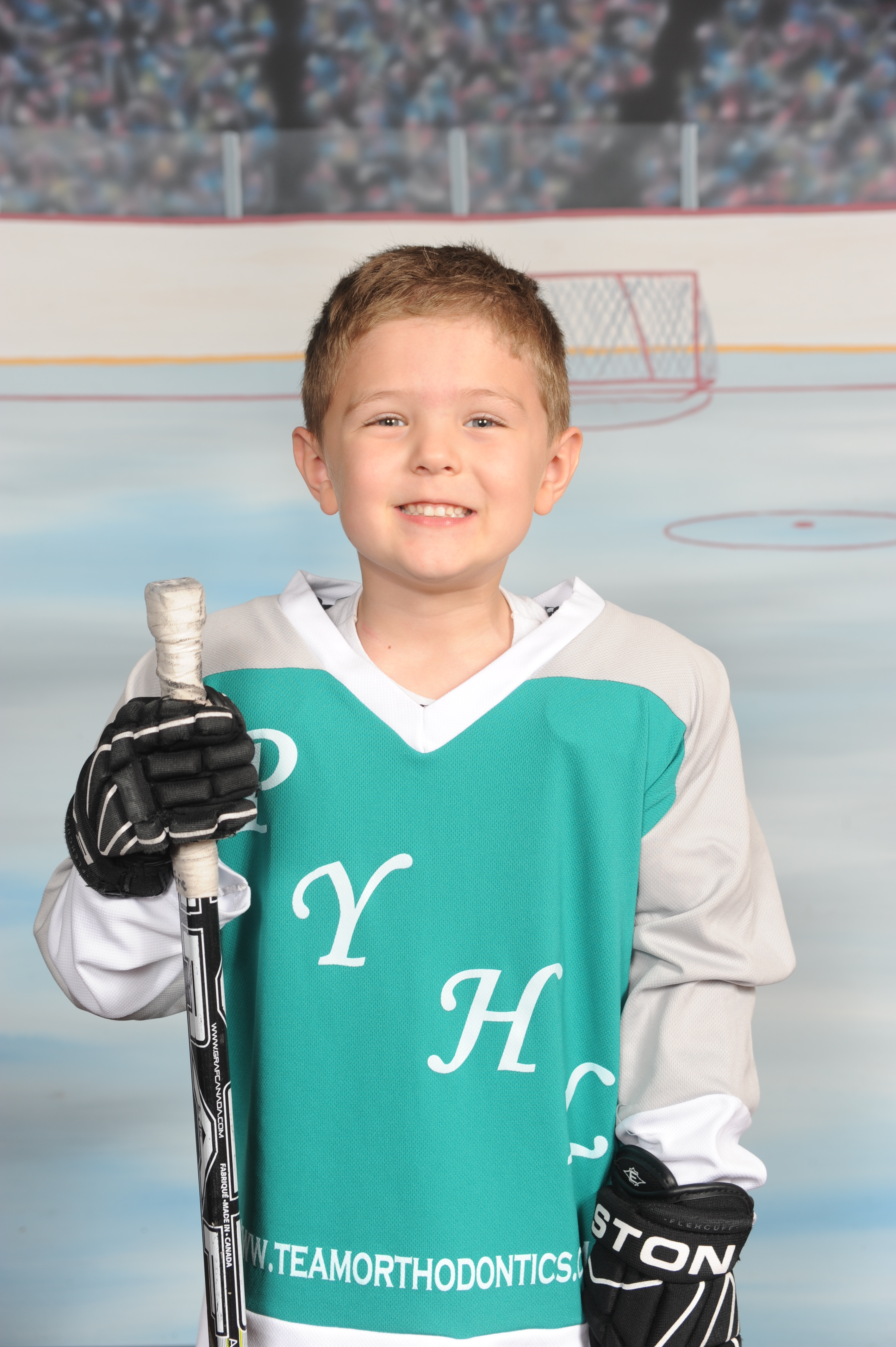 Hockey Individual Picture