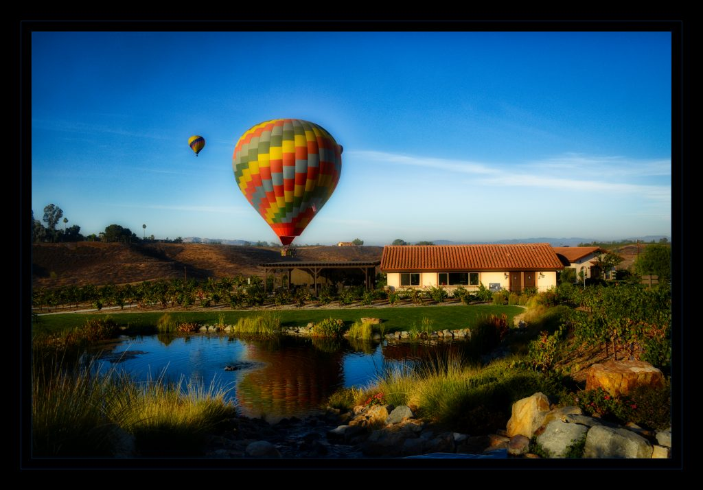 temecula balloon and wine festival photographer